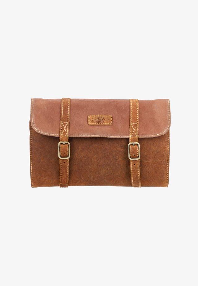 RODNEY - Wash bag - beige