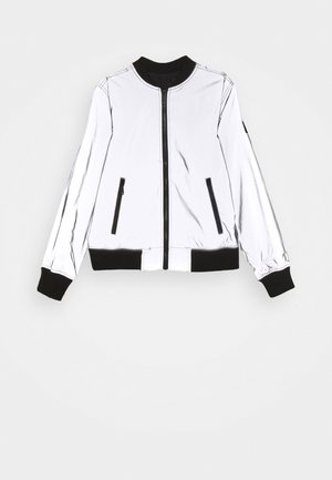 Bomber Jacket - reflective