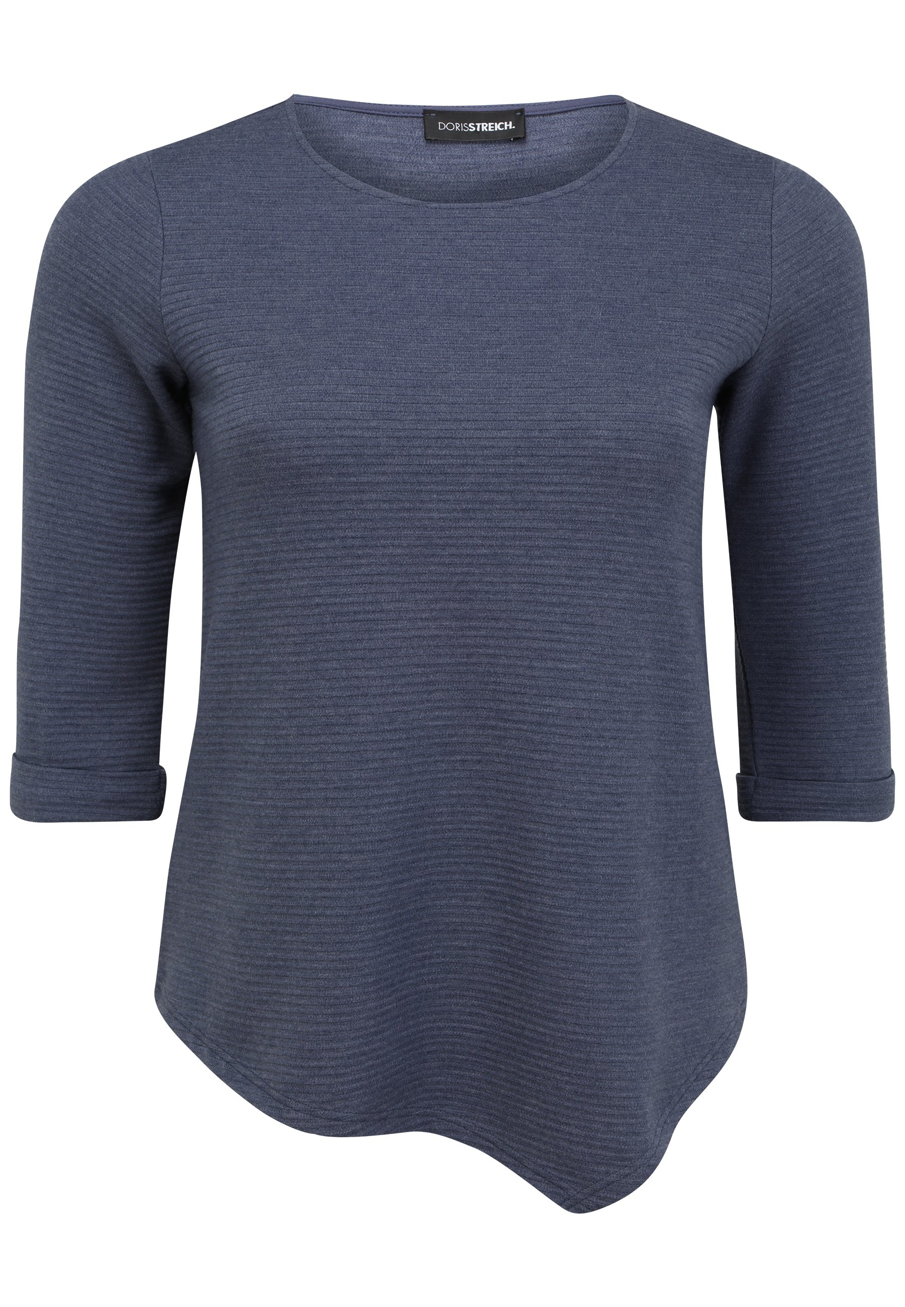 Femme MIT FIXIERTEM UMSCHLAG - Pullover