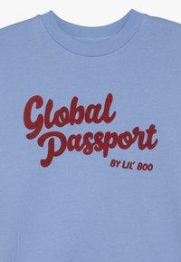 Lil'Boo - GLOBAL PASSPORT - Sweatshirt - allure blue - 3