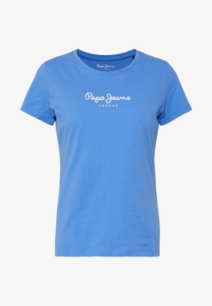 VIRGINIA NEW - Print T-shirt - ultra blue