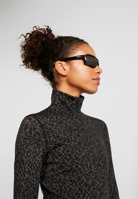Oakley - GIBSTON - Sunglasses - black - 1