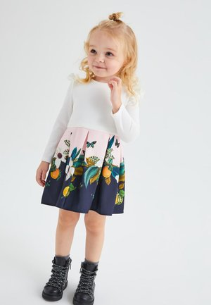 BAKER BY TED BAKER FLORAL - Day dress - white