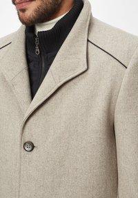 S4 Jackets - Classic coat - stone - 3