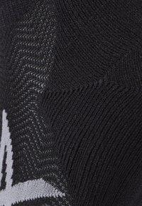 ASICS - CUSHIONING 2 PACK - Sportovní ponožky - performance black - 1