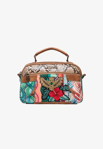 ZANZIBAR - Handbag - red