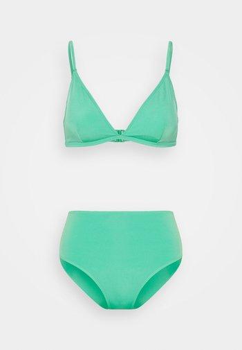 Bikini - green medium unique