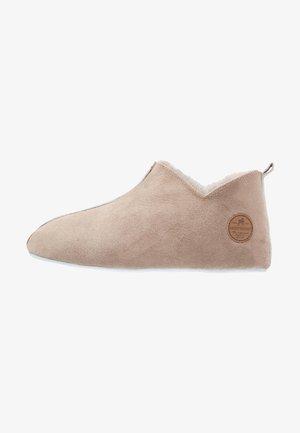 HENRIK - Slippers - stone