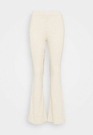 TORA TROUSERS - Bukse - offwhite