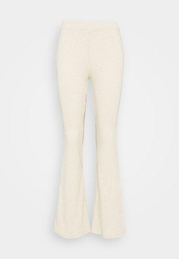 TORA TROUSERS - Kalhoty - offwhite