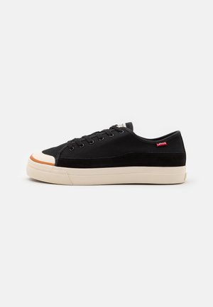 SQUARE - Sneakers basse - regular black