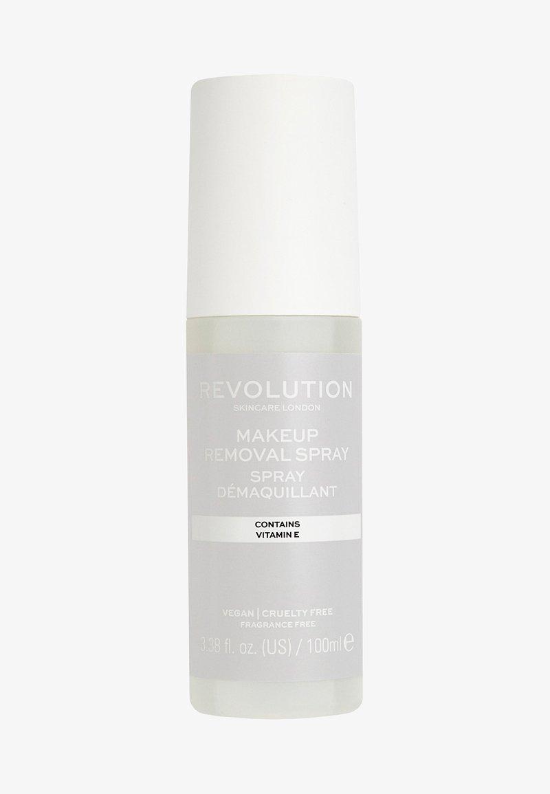 Revolution Skincare - MAKE UP REMOVAL SPRAY - Cleanser - -