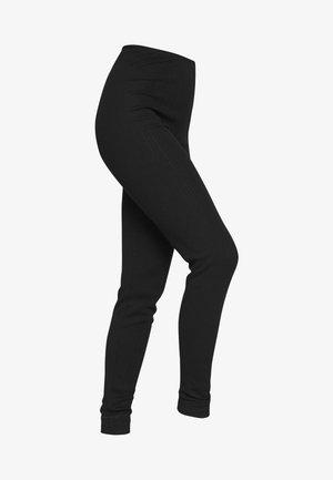 NEW THERMAL - Leggings - Stockings - black