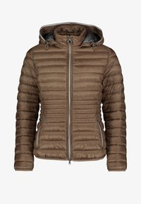 Betty Barclay - MIT STEHKRAGEN - Winter jacket - classic bronze - 3