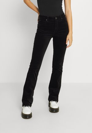 BREESE BOOT - Trousers - black