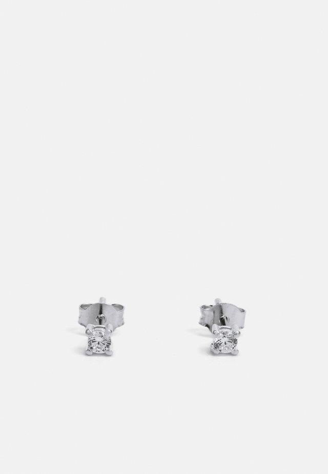 PRINCESS PICCOLO EARRINGS - Earrings - silver-coloured