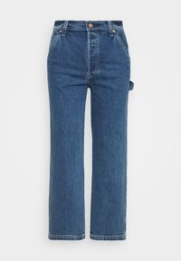 Levi's® - RIBCAGE ANKLE UTILITY - Jeans Straight Leg - nine to five - 3