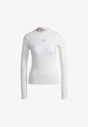 TRUEPURPOSE  - Camiseta de manga larga - white