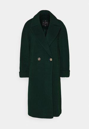 BOYFRIEND PREMIUM COAT - Classic coat - forest green