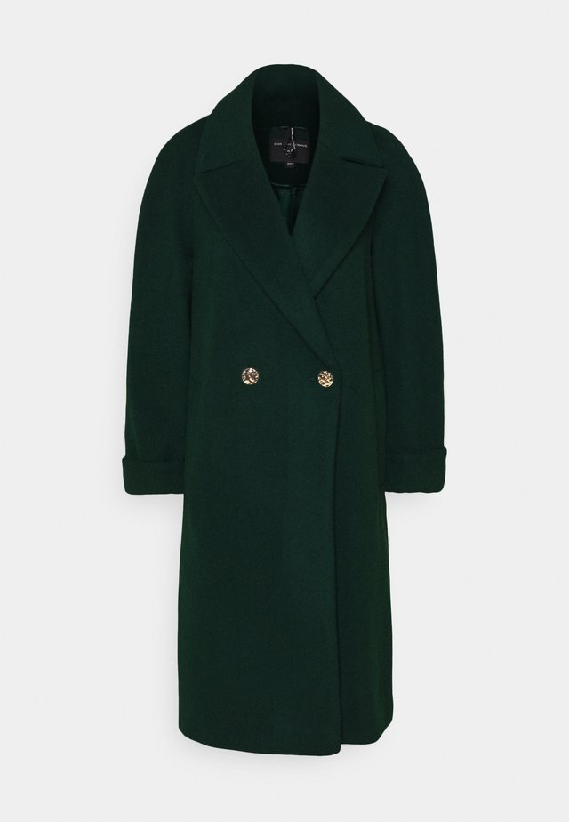 BOYFRIEND PREMIUM COAT - Manteau classique - forest green