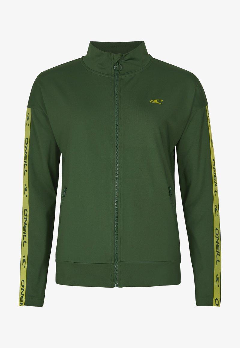 O'Neill - Zip-up hoodie - greener pastures