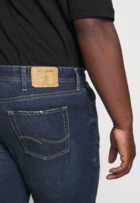 Jack & Jones - JJIGLENN JJORIGINAL - Jeans slim fit - blue denim - 5