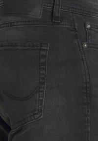 Jack & Jones - JJIGLENN JJORIGINAL  - Vaqueros slim fit - grey denim - 5