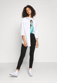 Gap Tall - SKINNY SAMANTHA - Jeans Skinny Fit - true black - 1