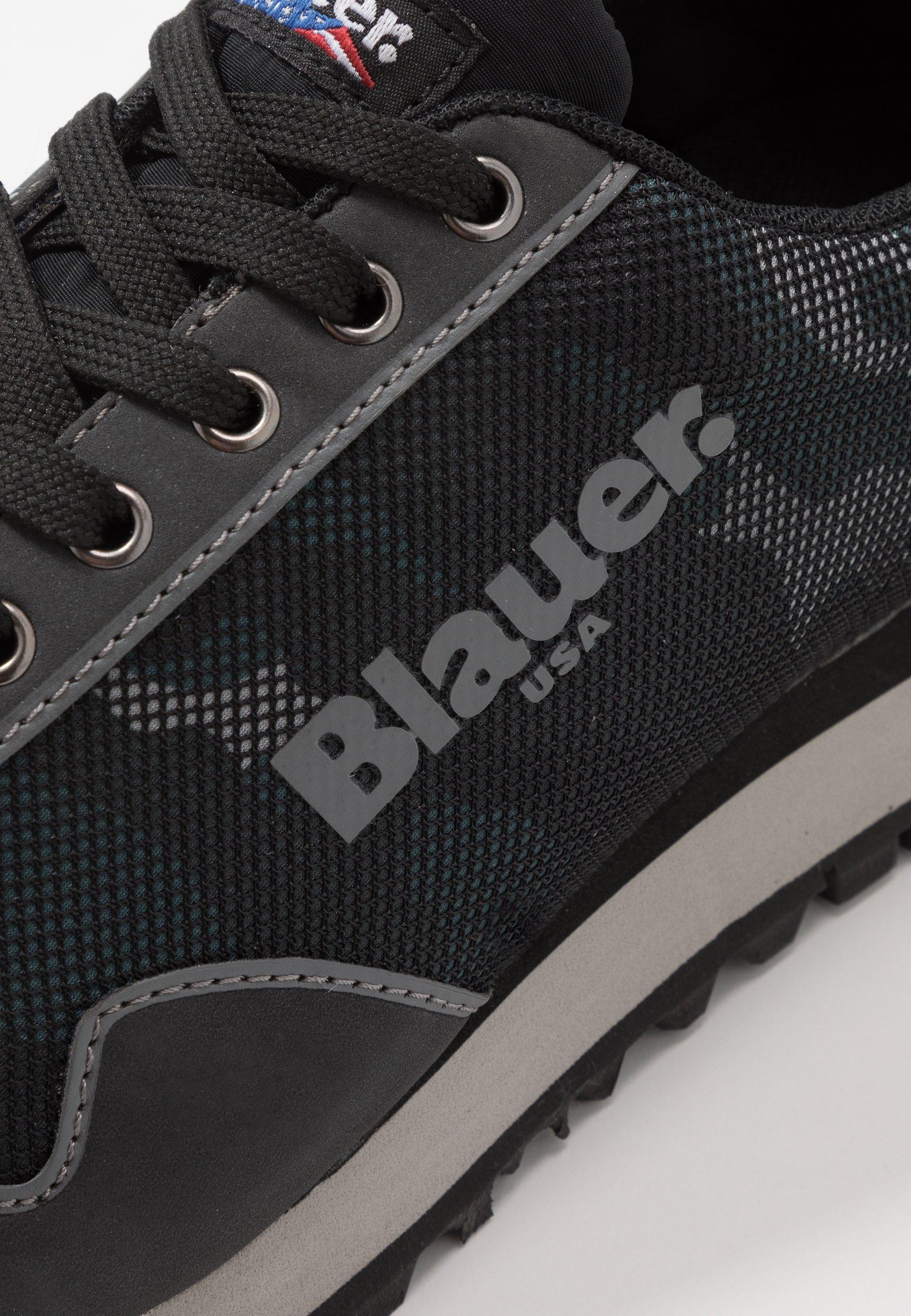 Blauer DENVER - Sneaker low - black/schwarz - Herrenschuhe 1KMaA