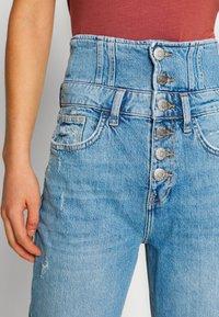 River Island - Slim fit jeans - light wash - 3