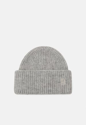 EFFORTLESS BEANIE - Čepice - grey