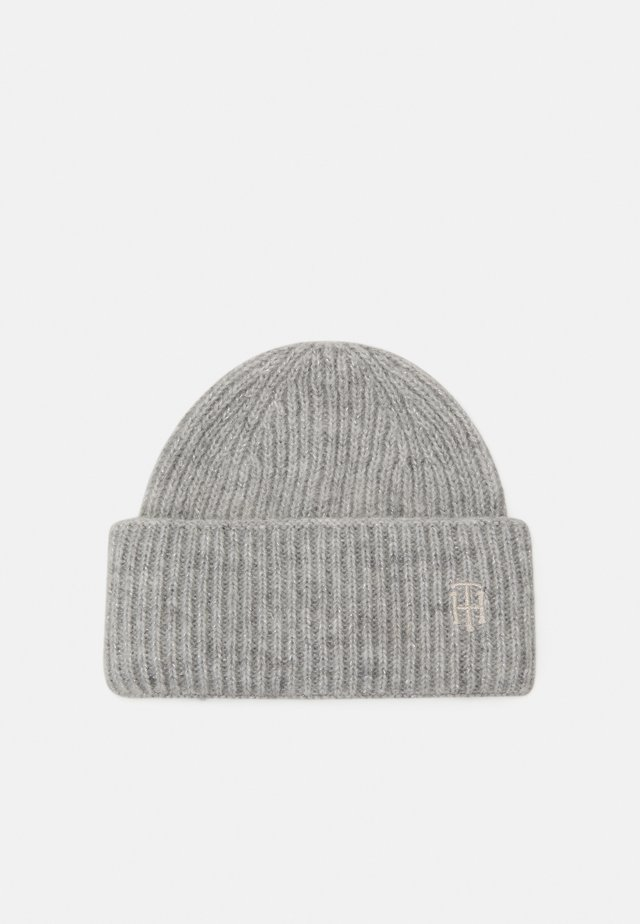 EFFORTLESS BEANIE - Mössa - grey