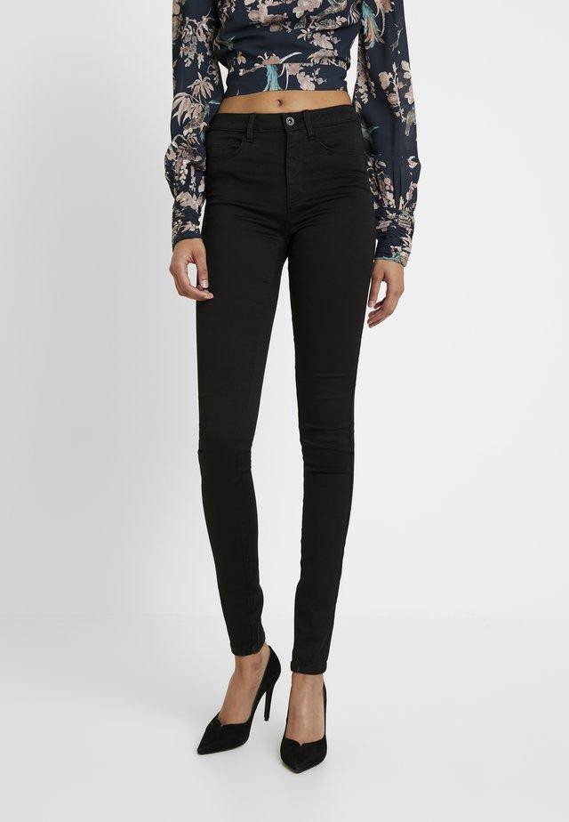 ONLROYAL HIGH - Skinny džíny - black denim