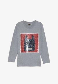 LEGO Wear - Langærmede T-shirts - grey melange - 5