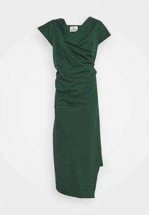 UTAH DRESS - Jersey dress - green