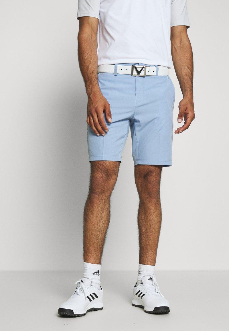 Cross Sportswear - BYRON SHORTS SOLID - Sportovní kraťasy - forever blue