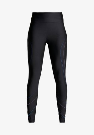 LEGGING FLATLOCKS STUDIO - Medias - black