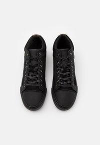 Pier One - Sneakersy wysokie - black - 3