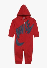 Nike Sportswear - ALL DAY PLAY COVERALL UNISEX - Jumpsuit - university red - 0