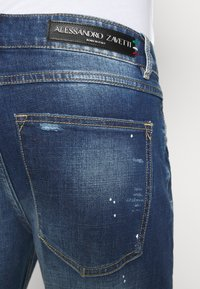 Alessandro Zavetti - MARCIANO - Slim fit jeans - indigo - 3