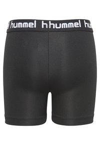 Hummel - HMLTONA TIGHT - Pants - black - 1