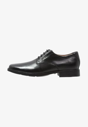TILDEN PLAIN - Veterschoenen - black