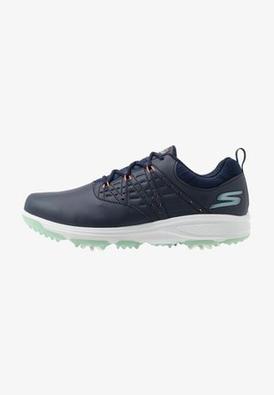 GO GOLF PRO 2 - Golf shoes - navy/turquoise