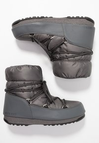 Moon Boot - LOW  WP - Zimní obuv - castlerock - 3