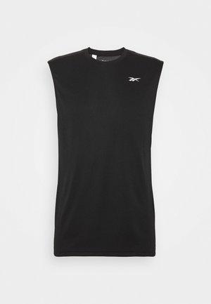 TECH TEE - Funkční triko - black