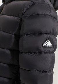 Superdry - Winter jacket - black - 4