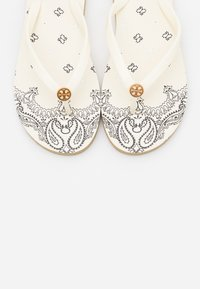 Tory Burch - THIN - Pool shoes - new ivory /ivory - 6