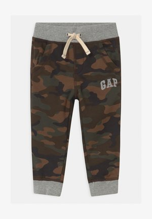 GARCH - Trousers - evergreen