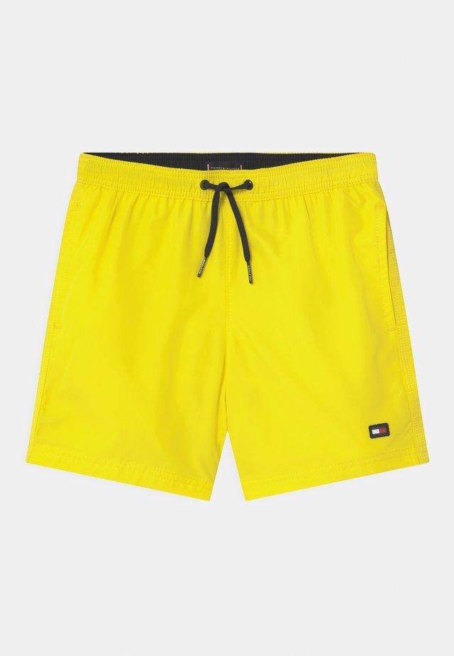 MEDIUM DRAWSTRING - Bañador - neon yellow