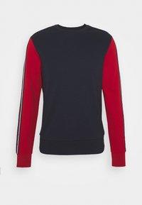 Michael Kors - CONTRAST CREWNECK - Sweatshirt - dark midnight - 5
